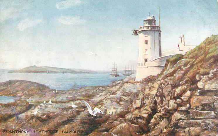 ST. ANTHONY LIGHTHOUSE