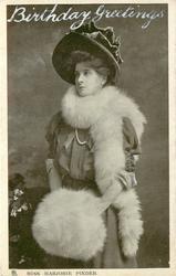 MISS MARJORIE PINDER
