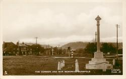 THE COMMON AND WAR MEMORIAL