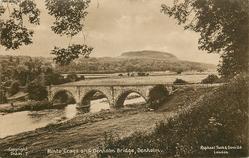 MINTO CRAGS AND DENHOLM BRIDGE