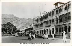 THE CRESCENT-SHOPPING CENTRE,  STEAMER POINT