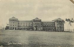 GALLE FACE HOTEL  medium view of whole hotel front straight across card