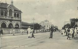 PETTAH SHOWING TOWN HALL