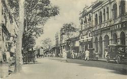 CHATHAM STREET  few pedestrians
