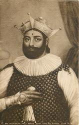 SRI WICKRAMA SINHA. LAST KING OF KANDY. 1798-1815