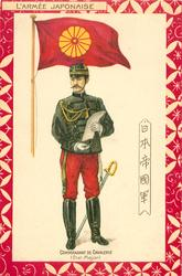 COMMANDANT DE CAVALERIE (ETAT MAJOR)