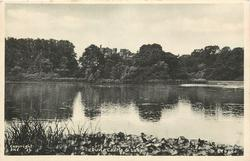 DUNS CASTLE & LAKE