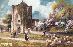 BEAUCHIEF ABBEY, NEAR SHEFFIELD