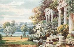 THE RUINS, VIRGINIA WATER