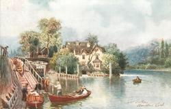 THE ROLLERS, BOULTER'S LOCK
