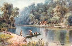LOWER FERRY, CLIVEDEN