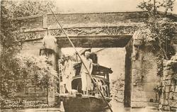 CANAL SCENE, NEAR SHANGHAI