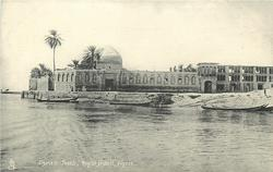 EZRA'S TOMB, RIGHT BANK, TIGRIS