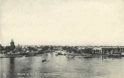 MOUTH OF THE ASHAR CREEK, BASRA