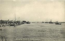 SHIPPING, SHATT-EL-ARAB, BASRA