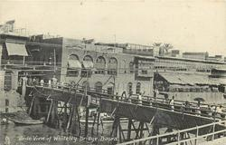 SIDE VIEW OF WHITELEY BRIDGE, BASRA