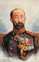 ADMIRAL TOGO, THE NELSON OF JAPAN