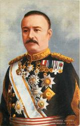 VISCOUNT KATSURA, PRIME MINISTER OF JAPAN