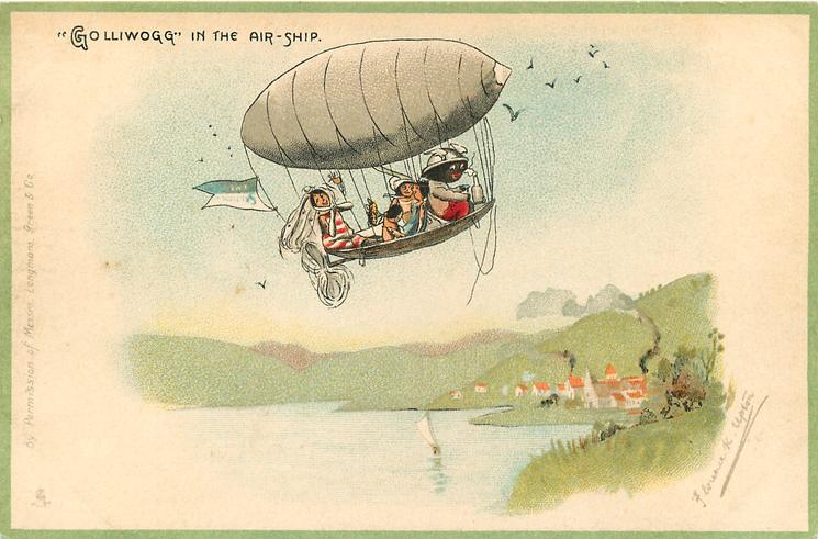 IN THE AIR-SHIP