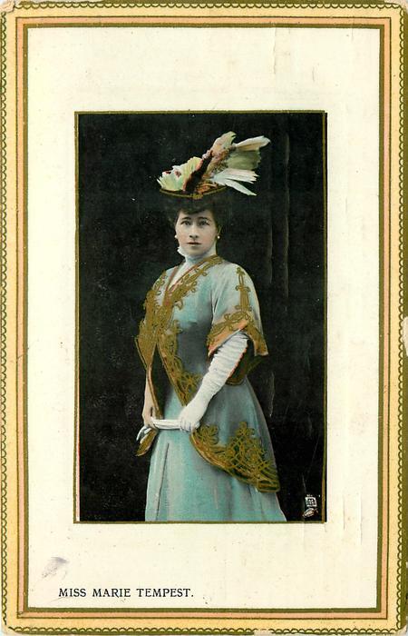 MISS MARIE TEMPEST