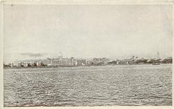 BOMBAY FROM HARBOUR