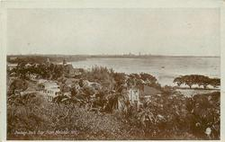 BACK BAY FROM MALABAR HILL