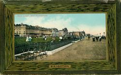 HOVE LAWNS AND PROMENADE