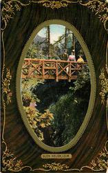 GLEN HELEN  bridge