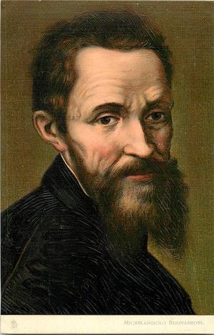 MICHELANGIOLO BUONARROTI (Michelangelo)