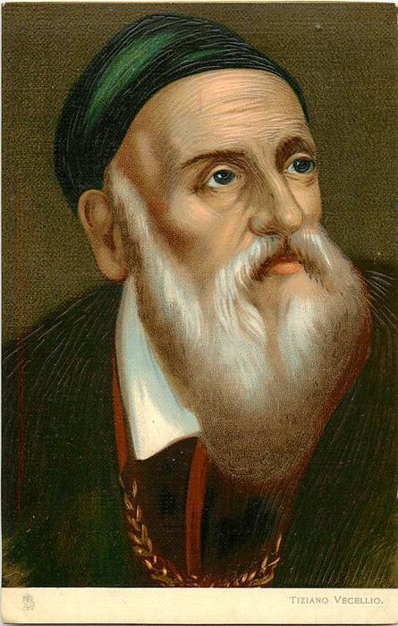 TIZIANO VECELLIO, known as Titian in English