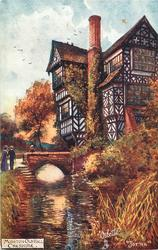 MORETON OLD HALL