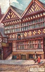 YE OLDE FALCON INN, CHESTER