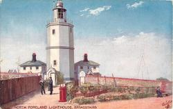NORTH FORELAND LIGHTHOUSE, BROADSTAIRS