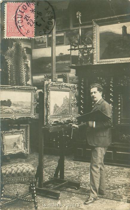 W. DIDIER POUGET