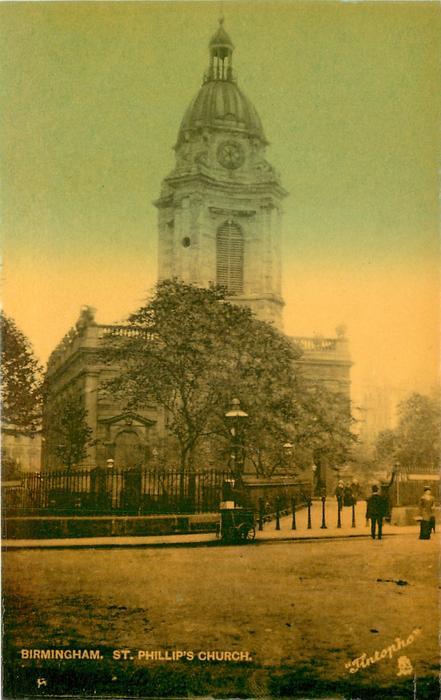ST. PHILLIP'S CHURCH (Tuck error for ST. PHILIP'S)