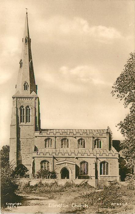 ELLINGTON CHURCH