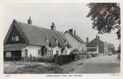 GARBOLDISHAM ROAD