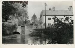 THE MILL RIVER