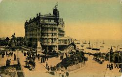 HOTEL METROPOLE AND PIER HILL