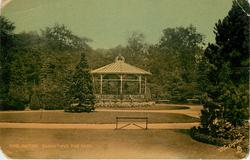 BANDSTAND, THE PARK