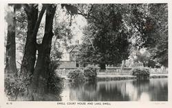 EWELL COURT HOUSE AND LAKE