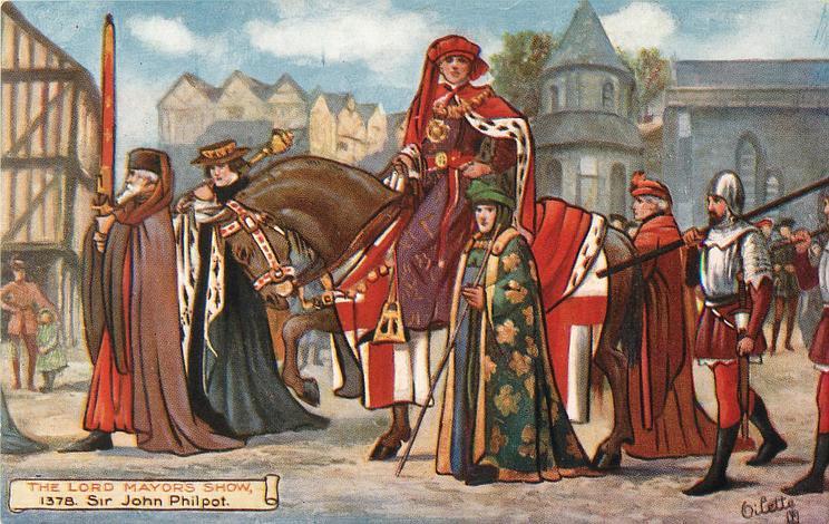 1378 SIR JOHN PHILIPOT