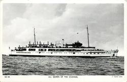 M. V. QUEEN OF THE CHANNEL