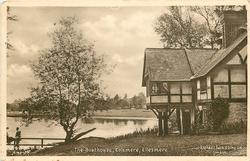 THE BOATHOUSE, COLEMERE