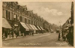 WHITBY ROAD