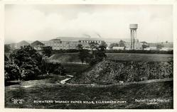 BOWATERS MERSEY PAPER MILLS