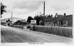 DALWHINNIE POST OFFICE