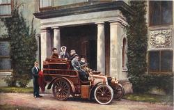 LADY JEUNE, THE HON-MRS ST. JOHN BRODRICK & ALFRED AUSTIN, POET LAUREATE