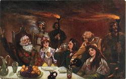 """THE BARON'S FEAST"""