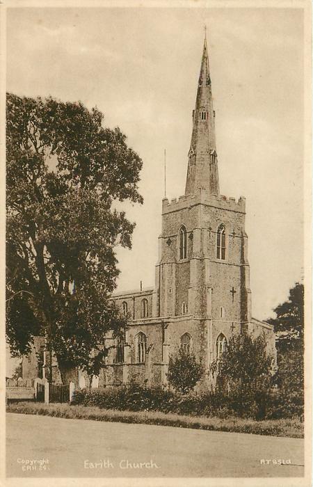 EARITH CHURCH
